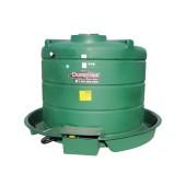 Bebedero tanque de 6000 litros